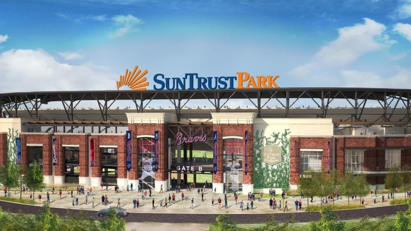 """Purchasing a Home Around the New """"Sun Trust Park"""" in Cobb County"""